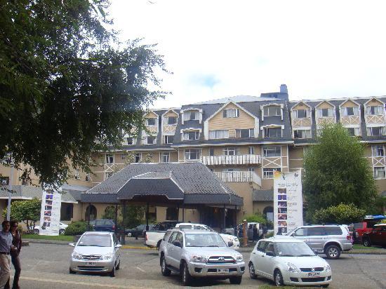 Gran Hotel Pucon Facade