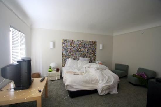 Buky House Bed & Breakfast: bedroom
