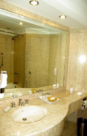 Mansingh Palace, Agra: une salle de bain