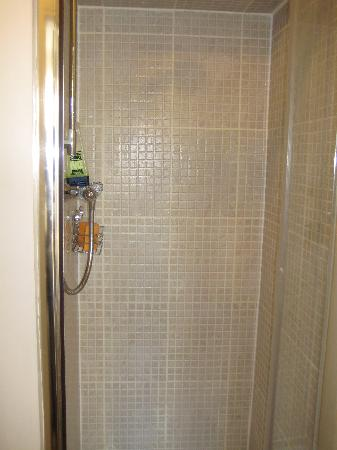 The Bay Horse: shower - room1