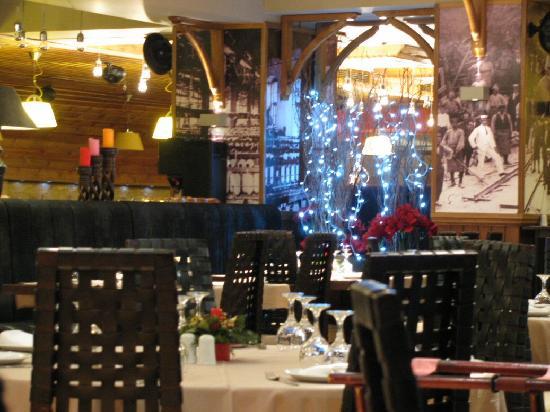 Vermion Hotel: Restaurant