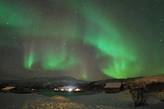 Clarion Collection Hotel With: Northern lights at Frilufsenter, Tromso
