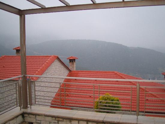 Castle Resort: Room view