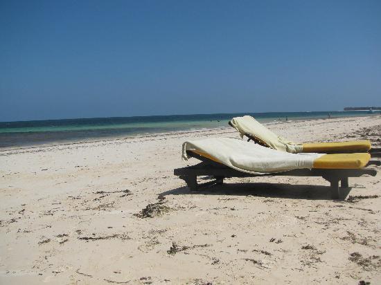Scorpio Villas: la spiaggia