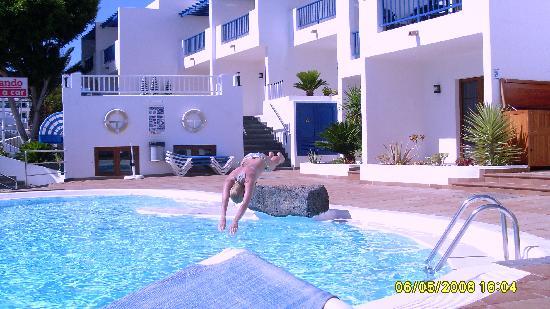 Apartamentos Isla de Lobos: pool