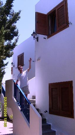 Apartamentos Isla de Lobos: entrance