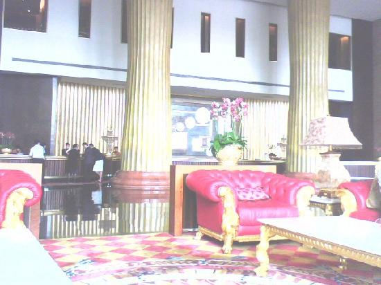 Grand Mercure Dongguan Houjie by ACCOR: Lobby