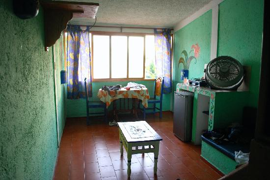 Bungalows Allec: Inside of room