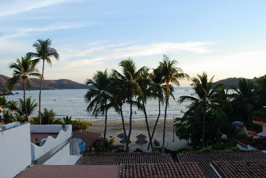 Bungalows Allec: View from room