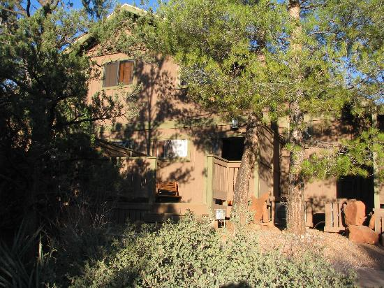 The Lodge at Sedona: View of Grounds 1