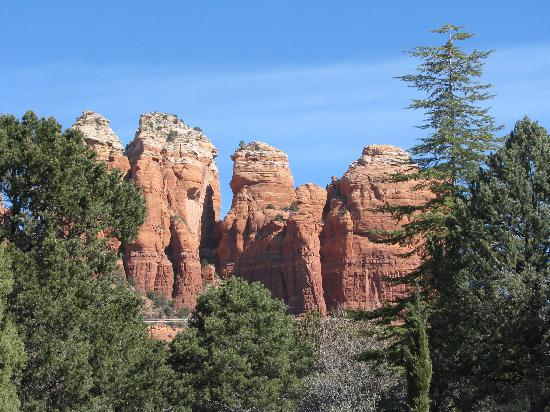 The Lodge at Sedona: nearby Red Rocks in Sedona