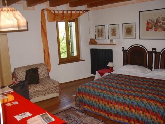 La Colombara: Matimoniale Room