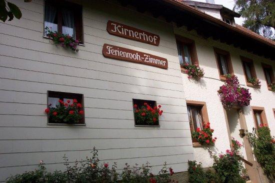 Der Kirnerhof: Excellent Bed and Breakfast