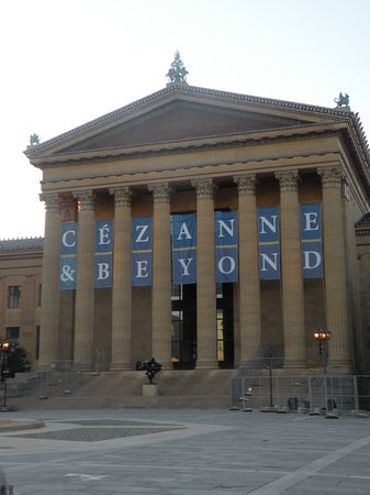 Philadelphie, Pennsylvanie : Museum of Art