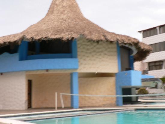 Hotel Puerta Del Sol Playa El Agua: le resto au 2 etage