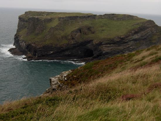 Cornishman Inn Tintagel: Tintagel Head