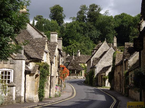 Best Hotel In Castle Combe