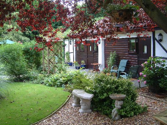 West Lodge Hotel: The garden Rooms