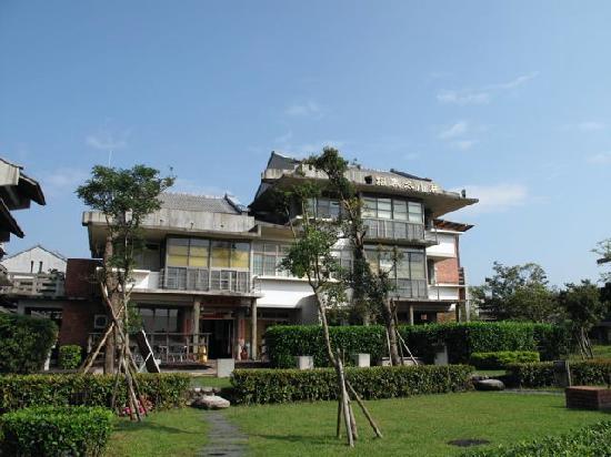 Yilan, Taïwan : Forte Dongshan Villa: