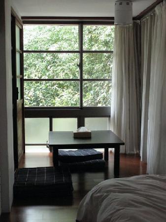 Yilan, Taïwan : Dongshan Villa interior