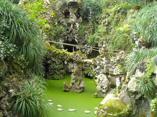 quinta da regaleira sintra 2018 all you need to know