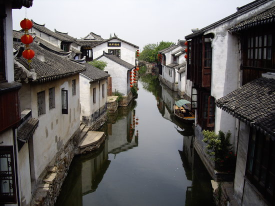 Kunshan, Kina: 周荘