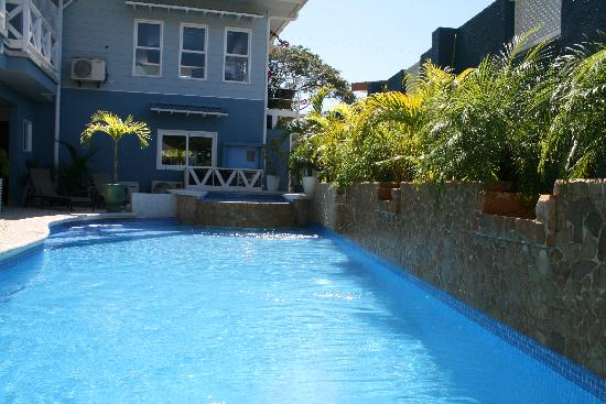 Hotel Santa Teresa: pool at Hotel Playa Carmen