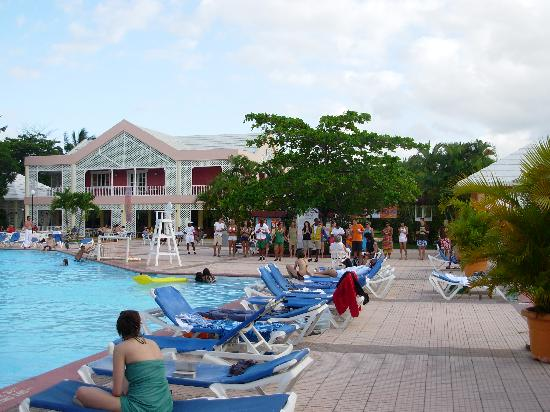 Puerto Plata Village Resort: More Around the Pool.