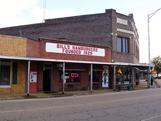 BEST BURGERS IN TOWN - Review of Bill's Hamburgers, Amory