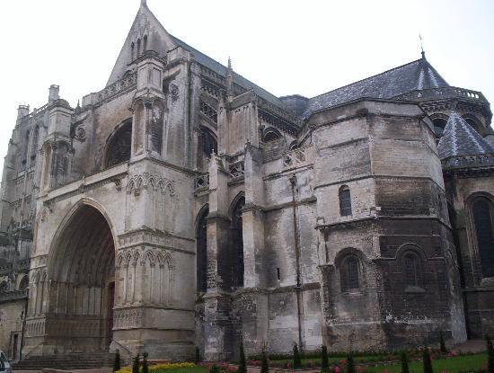 Saint-Omer Cathedral : Cathedrale von Saint Omer 2006
