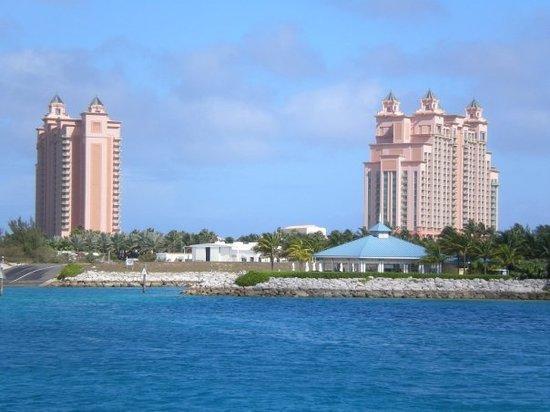 Isla Paraíso, Isla Nueva Providencia: paradise island