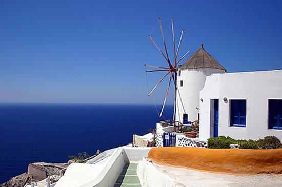 Oiã, Grécia: Oia