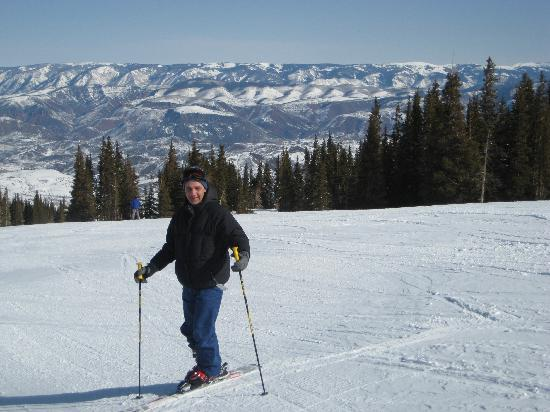 Snowmass, CO: Awesome View!