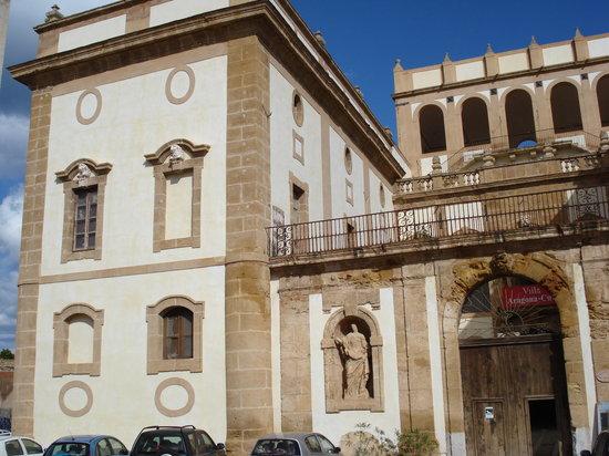 Villa Aragona-Cutò