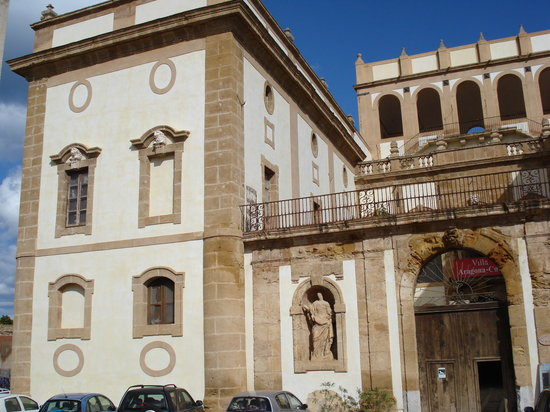 Villa Aragona Cuto