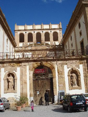 Villa Aragona Cuto: Bagheria - Villa Aragona - Cutò