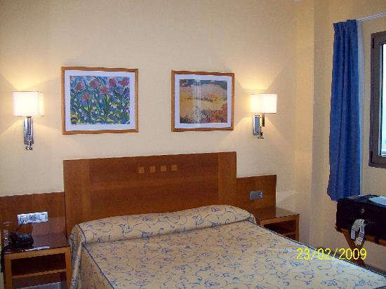 Hotel Pujol: Room