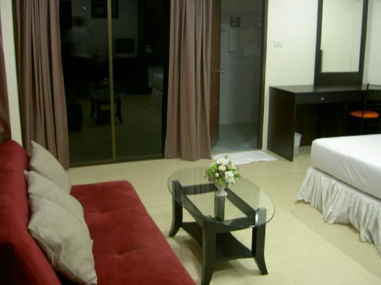 باتونج هيلسايد: Room view 1
