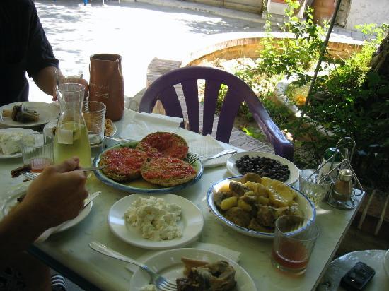 Palm Beach Hotel : Local Cretan food was fantastic!