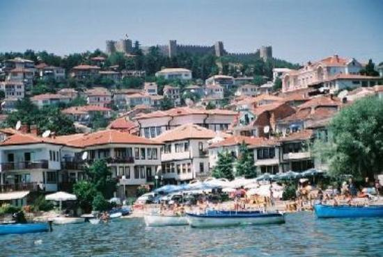 The Old City of Ohrid