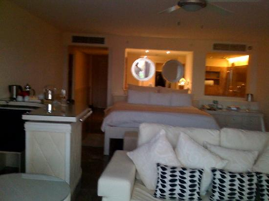 Beloved Playa Mujeres: Junior Suite from Balcony