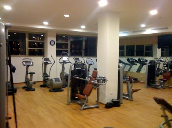 Beloved Playa Mujeres: Fitness Center