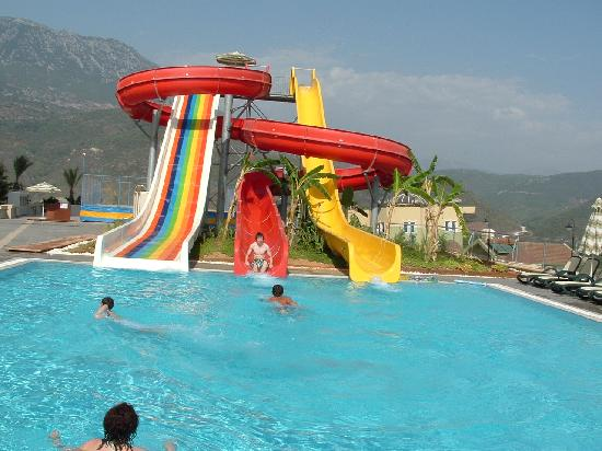 excellent 29 swimming pools with slides in kent image