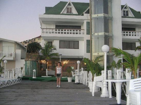 Hotel Lord Pierre: Devuelta En  El Muelle De Lord Pierre
