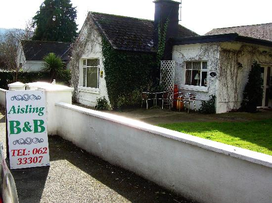 Aisling Bed and Breakfast: view from the road