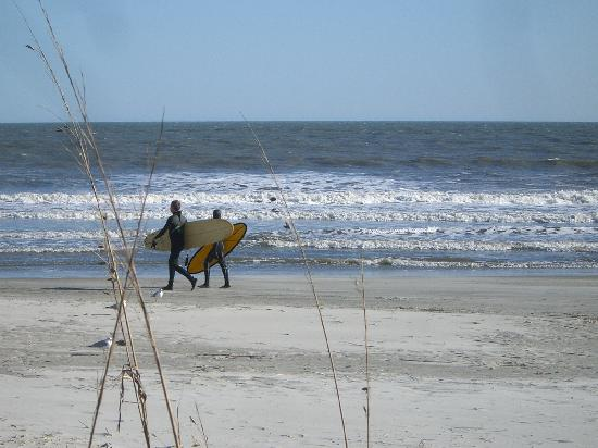 Isle of Palms, Güney Carolina: Sun, Sand, and Surf!