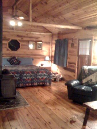 The White Rabbit Inn B&B : Dusty's Cabin