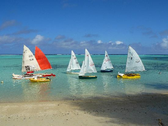 Main Islander On The Beach Holiday Properties: Sailing Club