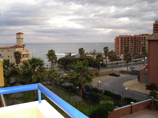 Hotel Apartamentos Vistamar: View from one of the apartments