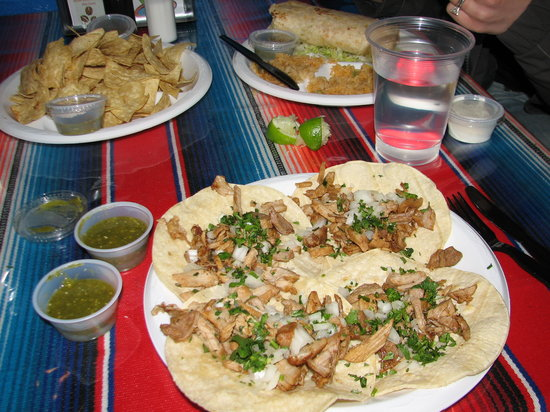 Sophie's Mexican Kitchen : Great food, portions and prices!
